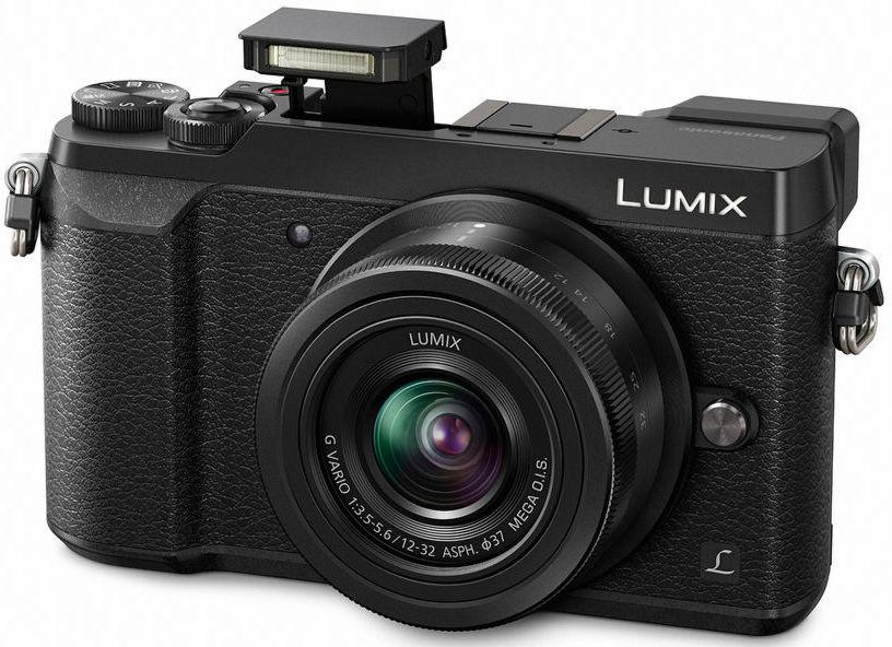 Panasonic Lumix DMC-GX80 + 12-32 mm (černý)