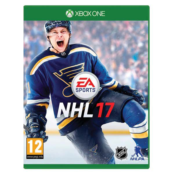 EA Games XboxOne NHL 17