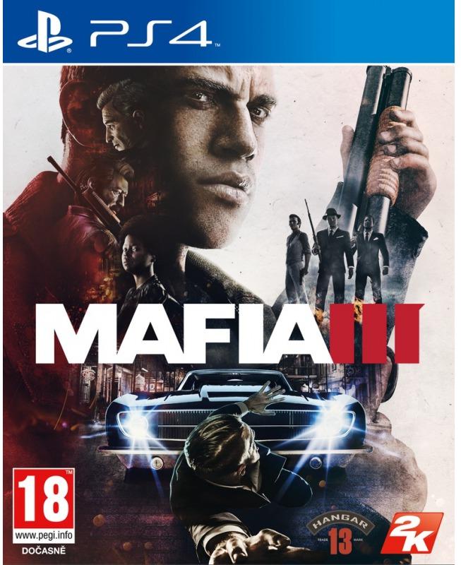 Mafia 3 - PS4 hra