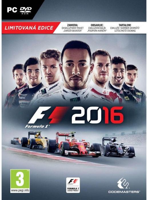 F1 2016 - PC hra
