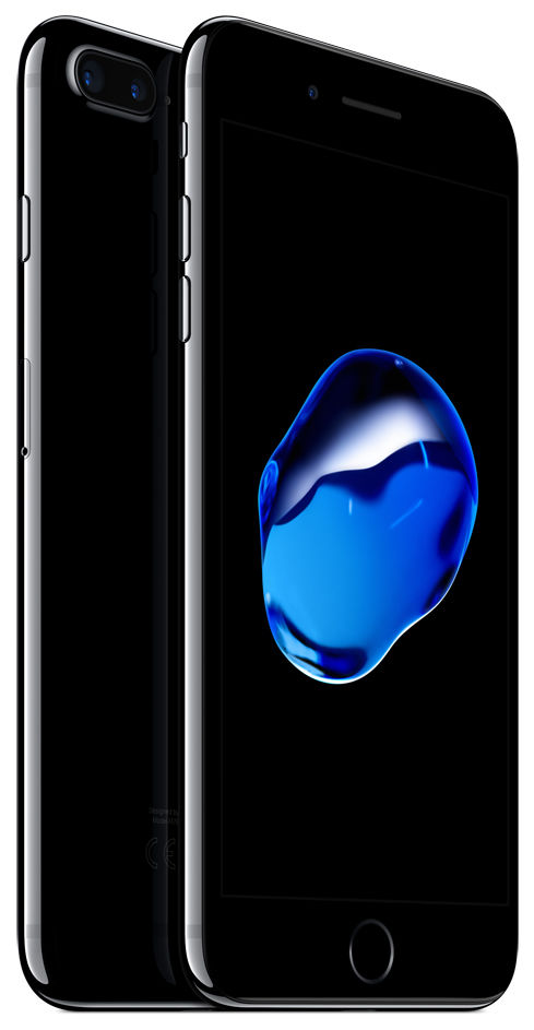 Apple iPhone 7 Plus 128GB leskle černý