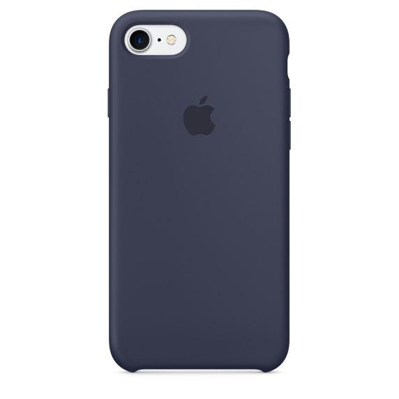 Apple sil.pouzdro na iPhone 7 (modré)