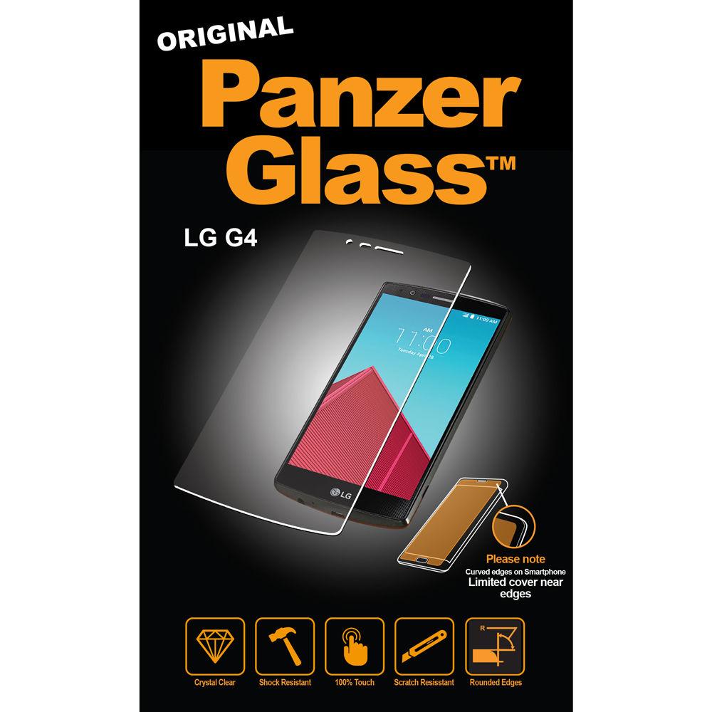 PanzerGlass 1117 ochr.sklo na LG G4