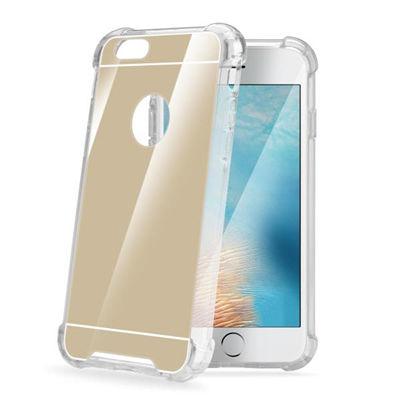 Celly ARMORMIR801GOL pouzdro pro Apple iPhone 7 Plus