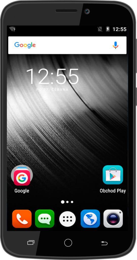 iGet Blackview A5 černý