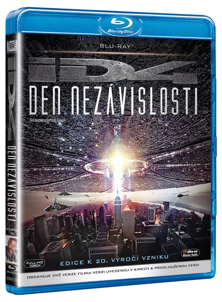 Den nezávislosti - Blu-ray film