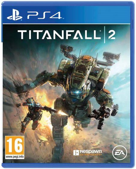 Titanfall 2 - PS4 hra