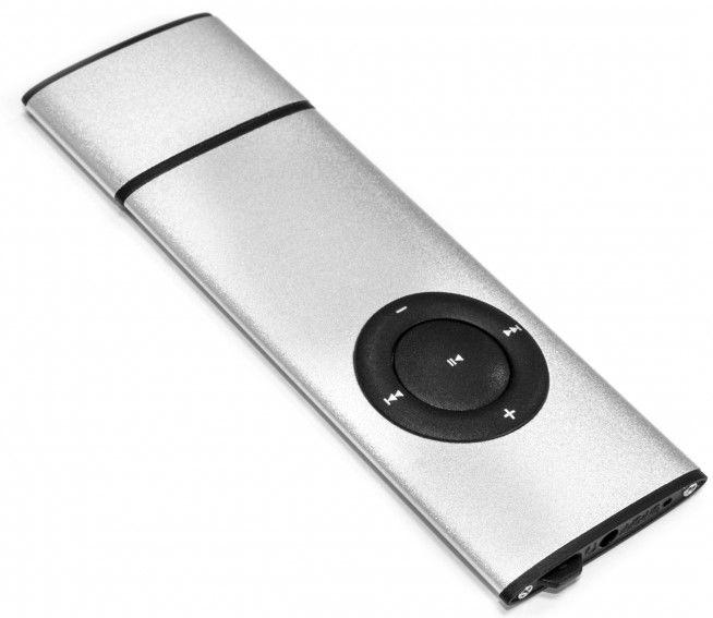 Manta MP3SLIM4SL (stříbrný)