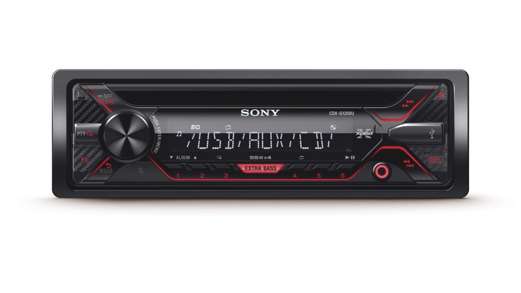 Sony CDX-G1200U