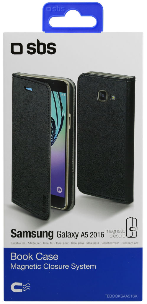 SBS pouzdro Book pro Samsung Galaxy A5 2016, TEBOOKSAA516K