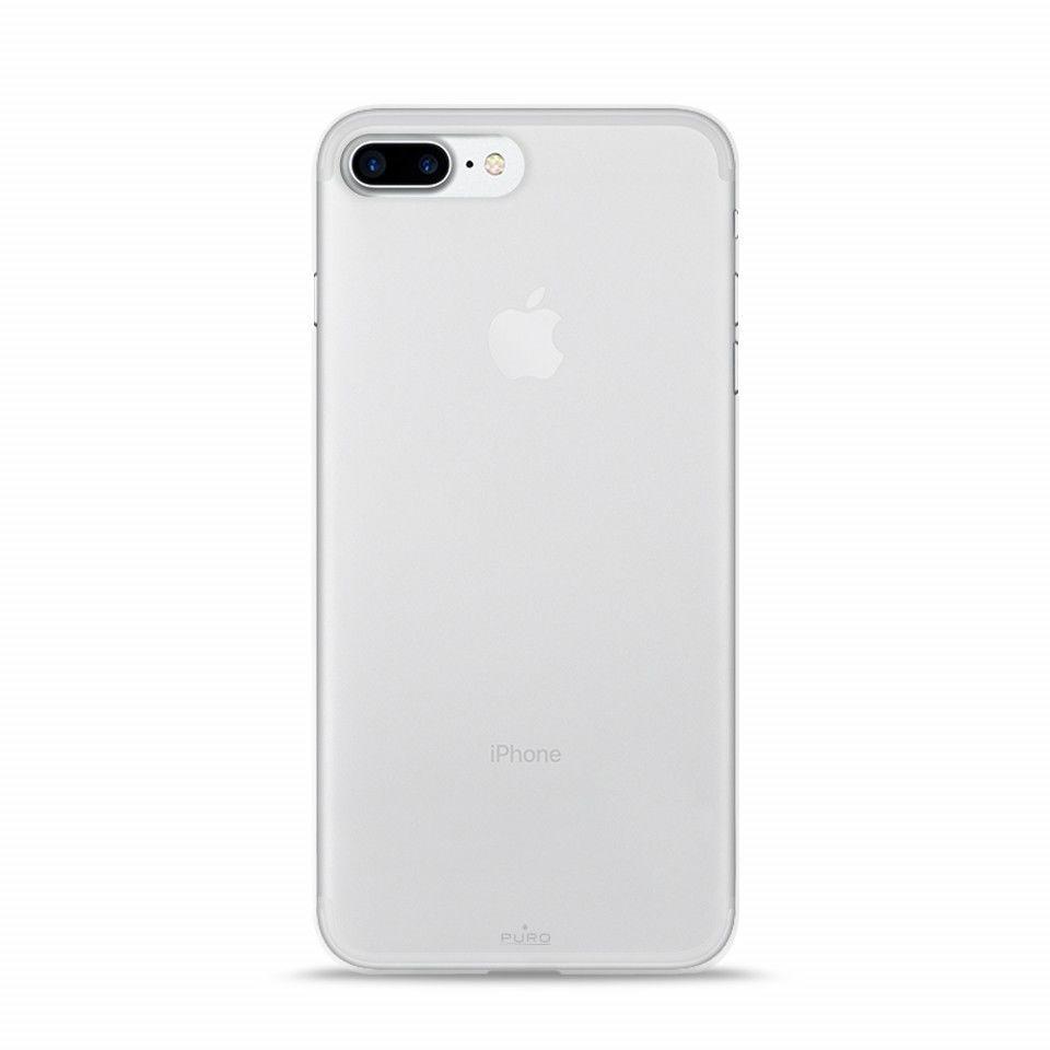 PURO kryt pro Apple iPhone 7 Plus (transparent)