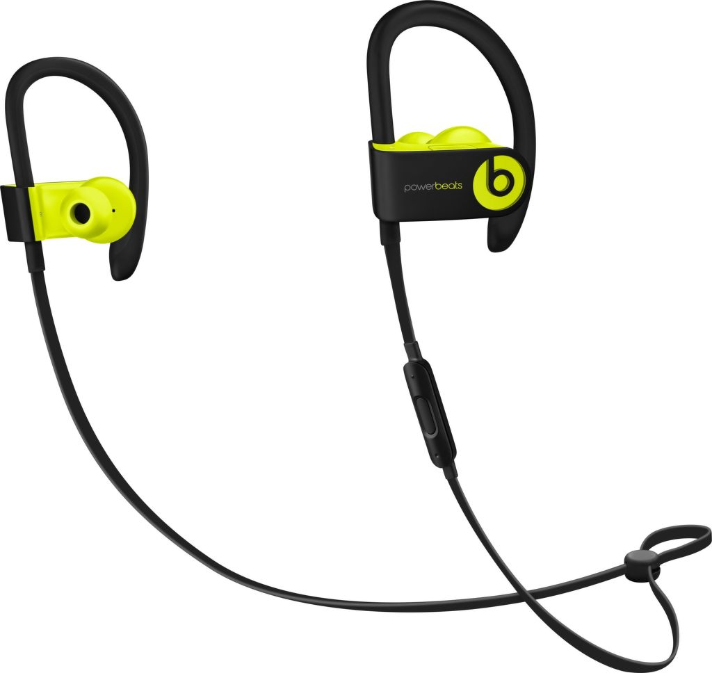 Beats Powerbeats3 Wireless žluté