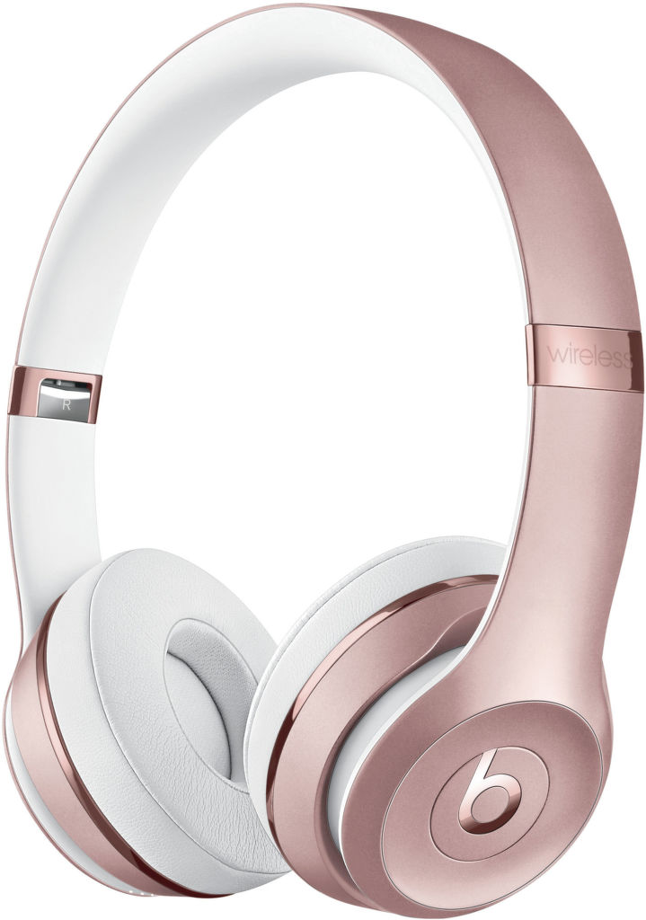 Apple Beats Solo3 Wireless růžová