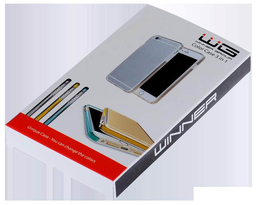 Winner pouzdro 3v1 pro Apple iPhone 5