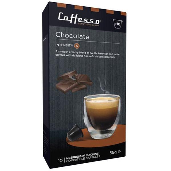 Caffesso Nespresso Chocolate (10ks)