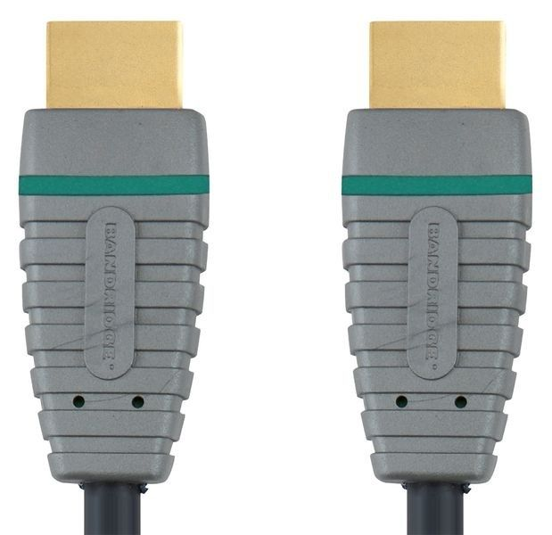 Bandridge BVL1201 HDMI 1.4, Ethernet, 1m