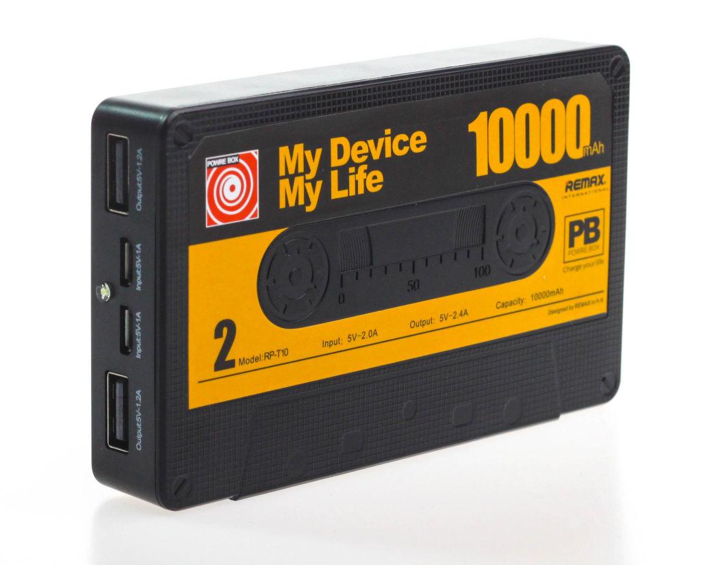 REMAX AA-1083 Power bank 10.000 mAh čierna