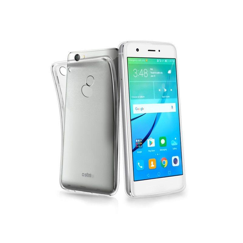 SBS Huawei Nova Pouzdro na mobil (průhledné)