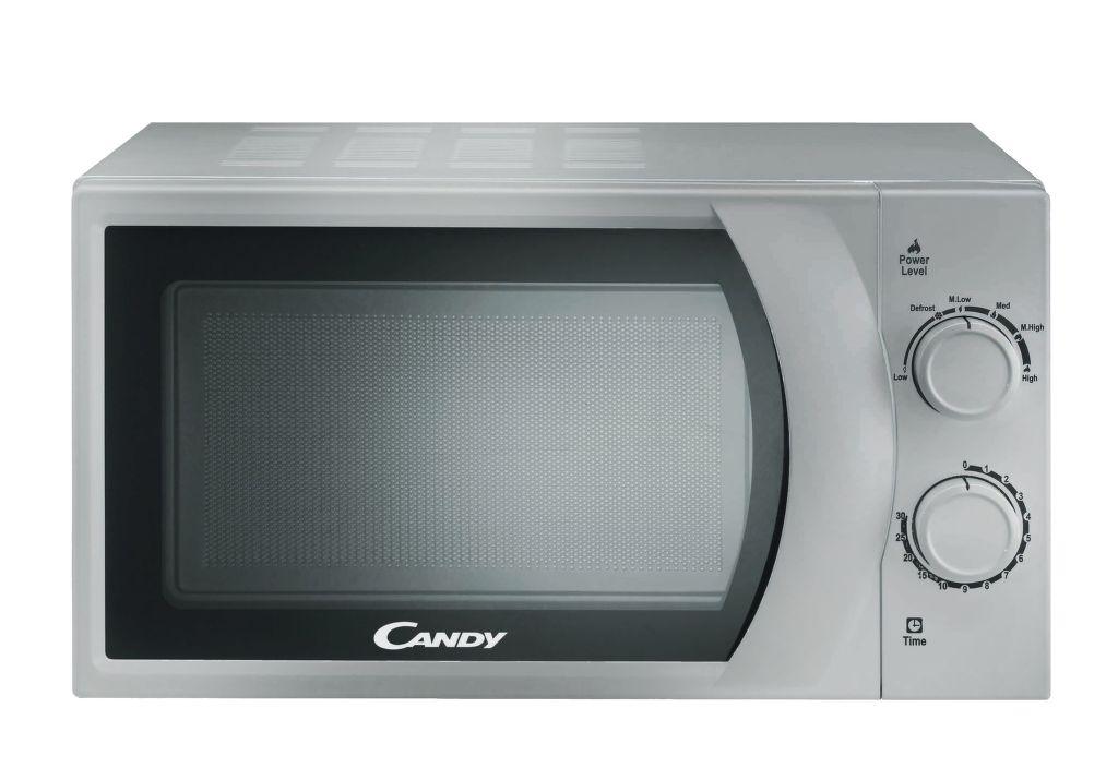CANDY CMW 2070S (stříbrná)