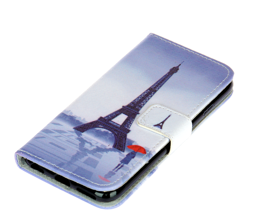 Winner Galaxy A5 2017 Eiffel pouzdro flipbook