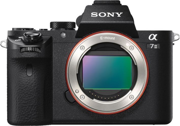 Sony Alpha 7 II Body (ILCE7M2B.CEC)