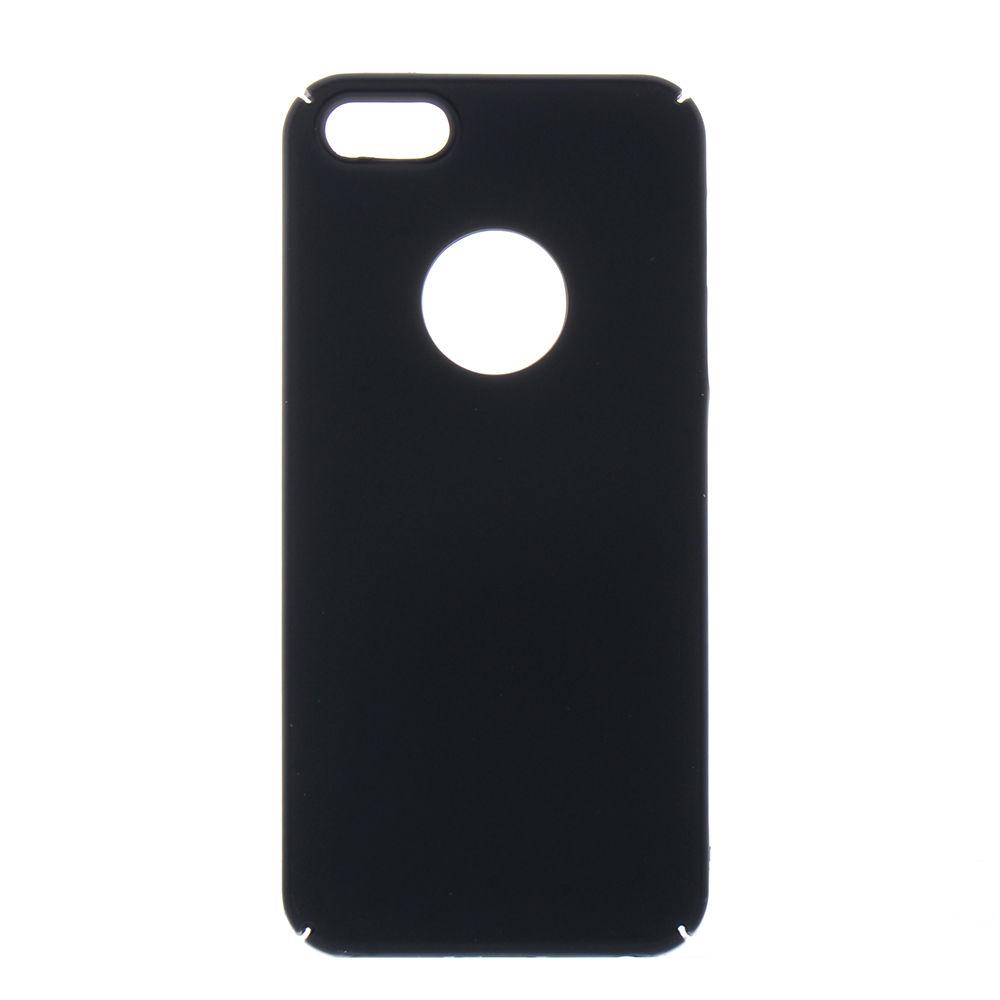 Winner iPhone 5 Velvet černé pouzdro na mobil