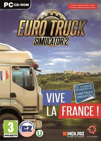 PC - Euro Truck Simulator 2: Vive La France