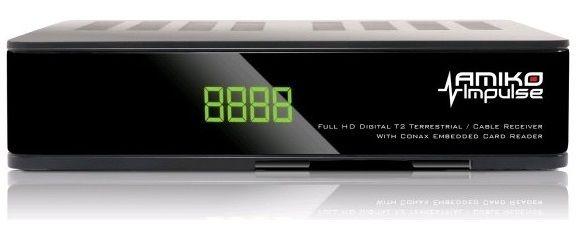 Amiko Impulse DVB-T2/C