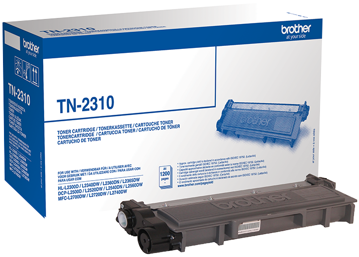 Brother TN-2310 černý toner
