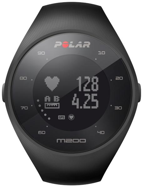 Polar M200 černé
