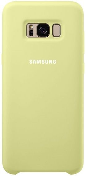 Samsung Silikon Cover EF-PG955 Galaxy S8+ zelený