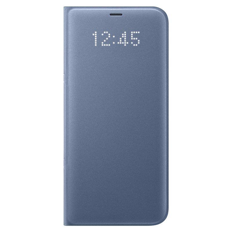 Samsung LED View EF-NG955 Galaxy S8+ modré