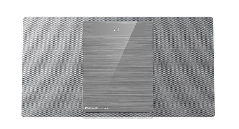 Panasonic SC-HC402 stříbrný