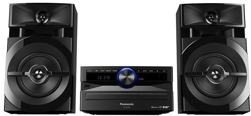 Panasonic SC-UX102E černý