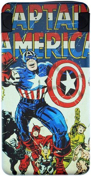 CPA powerbank Captain America 6000 mAh