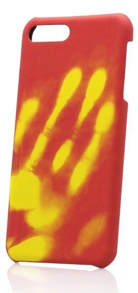 Mobilnet Plastové pouzdro pro iPhone 7 červené