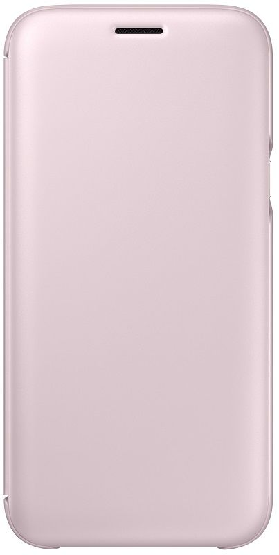 Samsung Flipové pouzdro pro Galaxy J5 2017 růžové