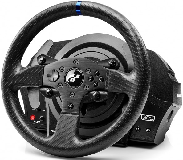 Thrustmaster T300 RS + T3PA Gran Turismo Edice (PC, PS3, PS4, PS4 Pro)