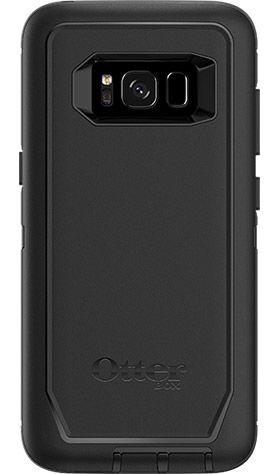 OtterBox Defender Galaxy S8+ černé