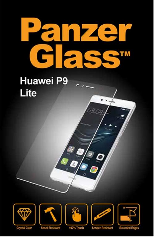 Panzerglass transparentní sklo na Huawei P9 Lite