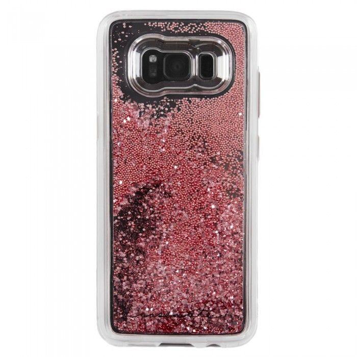 Case-Mate ružový vodopád pouzdro na Samsung Galaxy S8 Plus
