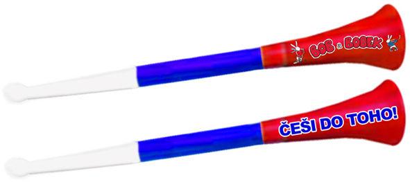 Mikrotrading Vuvuzela Bob a Bobek 61cm