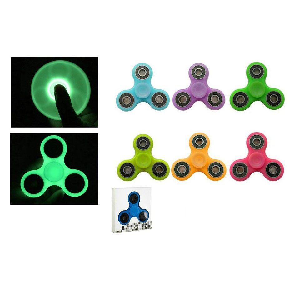 Mikrotrading Extreme Spinner svítící