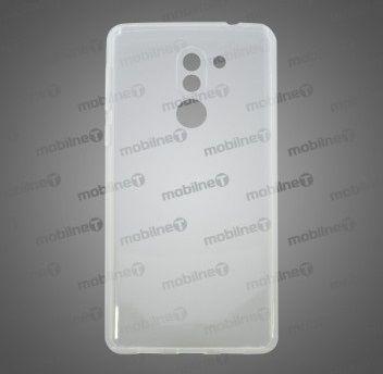 Mobilnet Gumové pouzdro Huawei Honor 6X transparentní