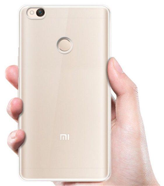 Xiaomi ochranné pouzdro pro Redmi 4X transparentní