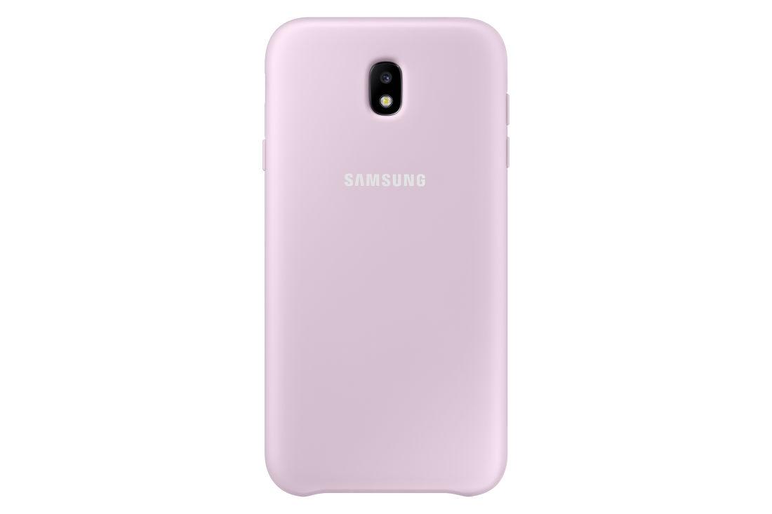 Samsung dvouvrstvý kryt pro J5 2017 růžová