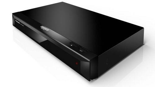 Panasonic DMP-UB400EGK černý
