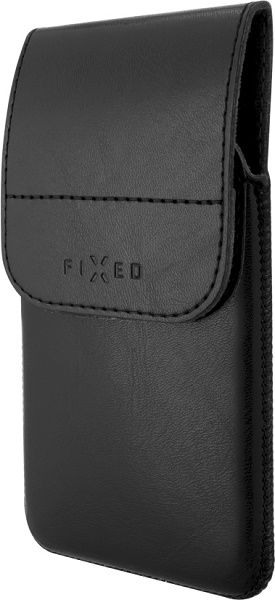 Fixed Pocket 5XL černé pouzdro s klipem