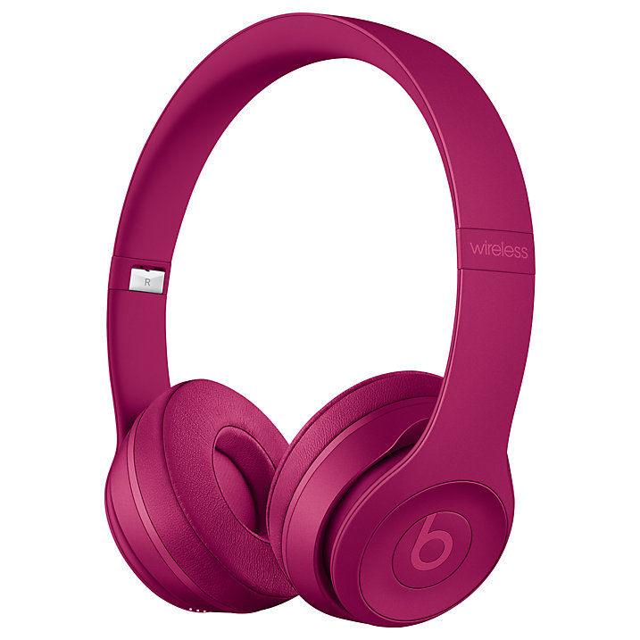 Beats Solo3 Wireless Neighbourhood Collection červené