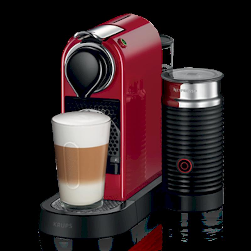 Nespresso Krups Citiz & Milk XN760510
